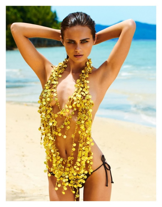 Xenia Deli by Olivier Desarte for SA Swimsuit 2013-002
