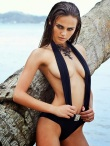 Xenia Deli by Olivier Desarte for SA Swimsuit 2013